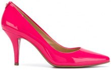Michael Michael Kors - Pumps - women - Leather/Patent Leather/rubber - 6, 7, 7.5, 8.5, 9, 5 - PINK & PURPLE