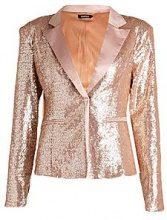 Boutique Annie Sequin Tailored Blazer