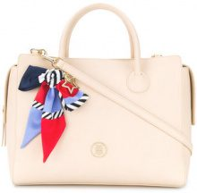 Tommy Hilfiger - Borsa Tote - women - Synthetic Resin - OS - NUDE & NEUTRALS