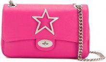 Marc Ellis - Borsa a spalla 'Amy' media - women - Leather - OS - Rosa & viola