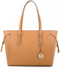 Michael Michael Kors - Voyager tote bag - women - Leather - One Size - BROWN