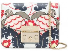 Furla - Metropolis Turtle crossbody bag - women - Calf Leather - One Size - MULTICOLOUR
