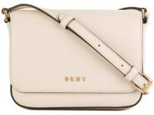 Donna Karan - Bryant crossbody bag - women - Calf Leather - One Size - NUDE & NEUTRALS