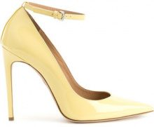 Dsquared2 - pointed court shoes - women - Calf Leather/Goat Skin/Leather - 36, 37, 38, 39, 40, 41, 35, 36.5, 37.5 - YELLOW & ORANGE