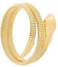 - Gas Bijoux - Braccialetto 'Serpent' - women - Gold Plated Metal - Taglia Unica - Metallizzato