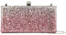 Jimmy Choo - Borsa Clutch 'Celeste' - women - Acrylic - One Size - PINK & PURPLE