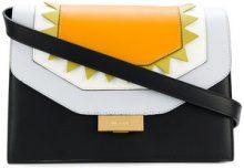 Visone - Borsa a spalla 'Carrie' - women - Leather - OS - BLACK