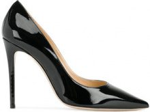 Deimille - pointed stiletto heels - women - Leather - 37, 38, 38.5, 39 - BLACK