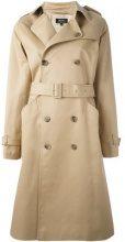 - A.P.C. - 'Greta' coat - women - Cotone/viscose - 36 - Color carne & neutri