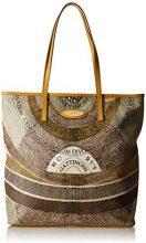 Gattinoni Gacpu0000122, Borsa a Spalla Donna, Beige (Deserto), 14x36x34 cm (W x H x L)
