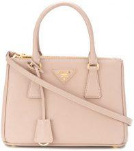 Prada - Borsa Tote 'Galleria' - women - Calf Leather - OS - NUDE & NEUTRALS