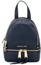 Michael Michael Kors - Rhea mini backpack - women - Bos Taurus - OS - BLUE