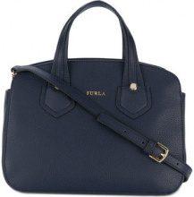 - Furla - Borsa tote piccola 'Giada' - women - Leather - Taglia Unica - di colore blu