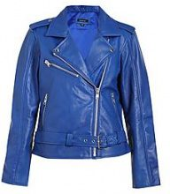 Lily Leather Biker Jacket
