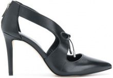 Michael Michael Kors - Pumps con laccio - women - Leather/rubber - 5, 6, 7, 8.5, 5.5, 8, 9, 7.5 - BLACK