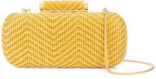 Inge Christopher - Catalina minaudiere - women - Acetate - OS - YELLOW & ORANGE