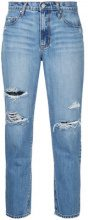 Nobody Denim - Jeans 'Bessette Jean Mesmerise' - women - Cotton - 30 - BLUE