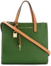 Marc Jacobs - The Grind crossbody bag - women - Leather - One Size - GREEN