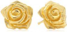 Drachenfels Design–Orecchini per donna D ROF 21/AGG in argento Sterling placcato oro