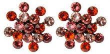 MAGIC FIREBALL - Orecchini - coralline/orange antique