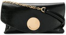 L'Autre Chose - Mini Clutch - women - Leather - OS - BLACK