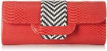 BulaggiDiday - Sacchetto Donna, rosso (rosso (rosso)), 5x12x28 cm (B x H x T)