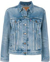 Levi's - classic denim jacket - women - Cotton - S, M, L - BLUE
