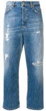 - Dondup - Jeans gamba ampia - women - fibra sintetica/cotone - 29, 25, 26, 27 - di colore blu