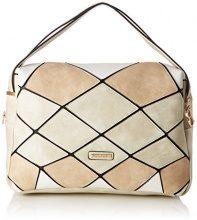 Bulaggi Gear Handbag - Borse a secchiello Donna, Elfenbein (Eierschale), 14x27x36 cm (B x H T)