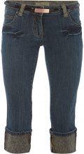 Jeans Capri con cintura