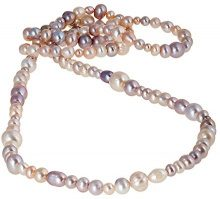 Bella - Collana per donna, perle d'acqua dolce, 90 cm - 119133
