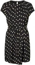 VERO MODA Feminine Short Sleeved Dress Women Black
