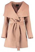Eloise Belted Waterfall Coat