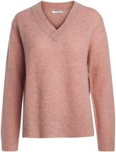 PIECES Long Sleeved Wool Pullover Women Pastel