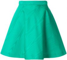 MSGM - Gonna svasata a vita alta - women - Polyester - 38, 40, 42 - GREEN