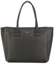 Furla - Borsa tote 'Capriccio' - women - Leather - OS - BLACK