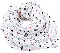 ESPRIT Accessoires 018ea1q014, Sciarpa Donna, Bianco (Off White 110), Taglia unica (Taglia Produttore: 1SIZE)