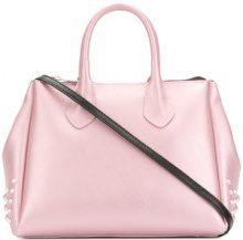 Gum - stud detailed tote bag - women - Polyurethane - OS - PINK & PURPLE