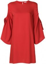 - P.A.R.O.S.H. - Vestito - women - fibra sintetica - M - di colore rosso