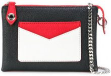 Givenchy - Borsa 'Duetto' - women - Calf Leather - OS - RED