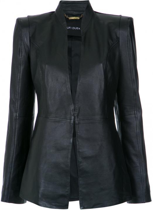 40 women pelle Tufi Duek 38 di di jacket panelled capra Fvx0qR