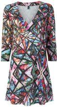 Lygia & Nanny - printed tunic - women - Polyester/Spandex/Elastane - 42 - MULTICOLOUR