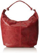 Chicca Borse 5280 Borsa Tote, 45 cm, Rosso