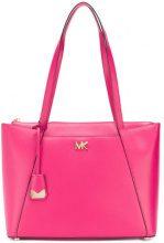 Michael Michael Kors - Borsa shopper con logo - women - Leather - OS - PINK & PURPLE