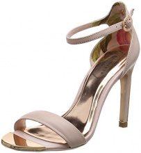 Ted Baker Sharlot, Sandali con Cinturino alla Caviglia Donna, Rosa (Blossom Pink #ffc0cb), 38 EU