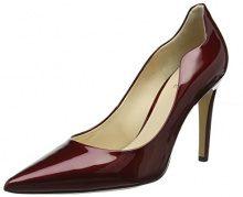 HÖGLEllie - Scarpe con Tacco Donna, Rosso (Red (Raspberry)), 38
