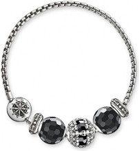 Thomas Sabo Parure di gioielli Donna argento - SET0359-494-11-L19