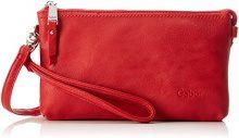 Gabor Emmy - Pochette da giorno Donna, Rosso (Rot), 4.5x13.5x22.5 cm (B x H T)