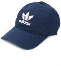 Adidas - Cappello da baseball 'Adidas Originals' - men - Cotton/Polyester - OS - BLUE
