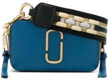 Marc Jacobs - Borsa a tracolla 'Snapshot' - women - Leather - OS - BLUE